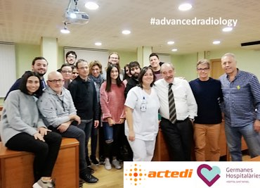 Report del Curso Advanced Radiology